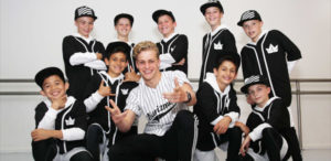 Boys Dance school in Menai