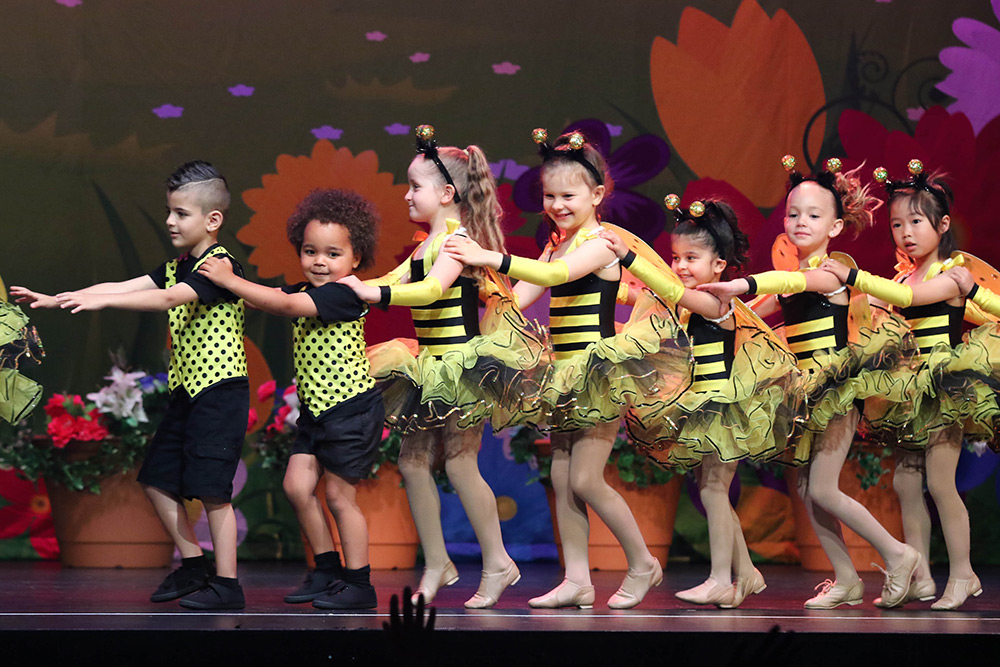 Ready Set Dance Pre-School Classes at Planetdance Menai